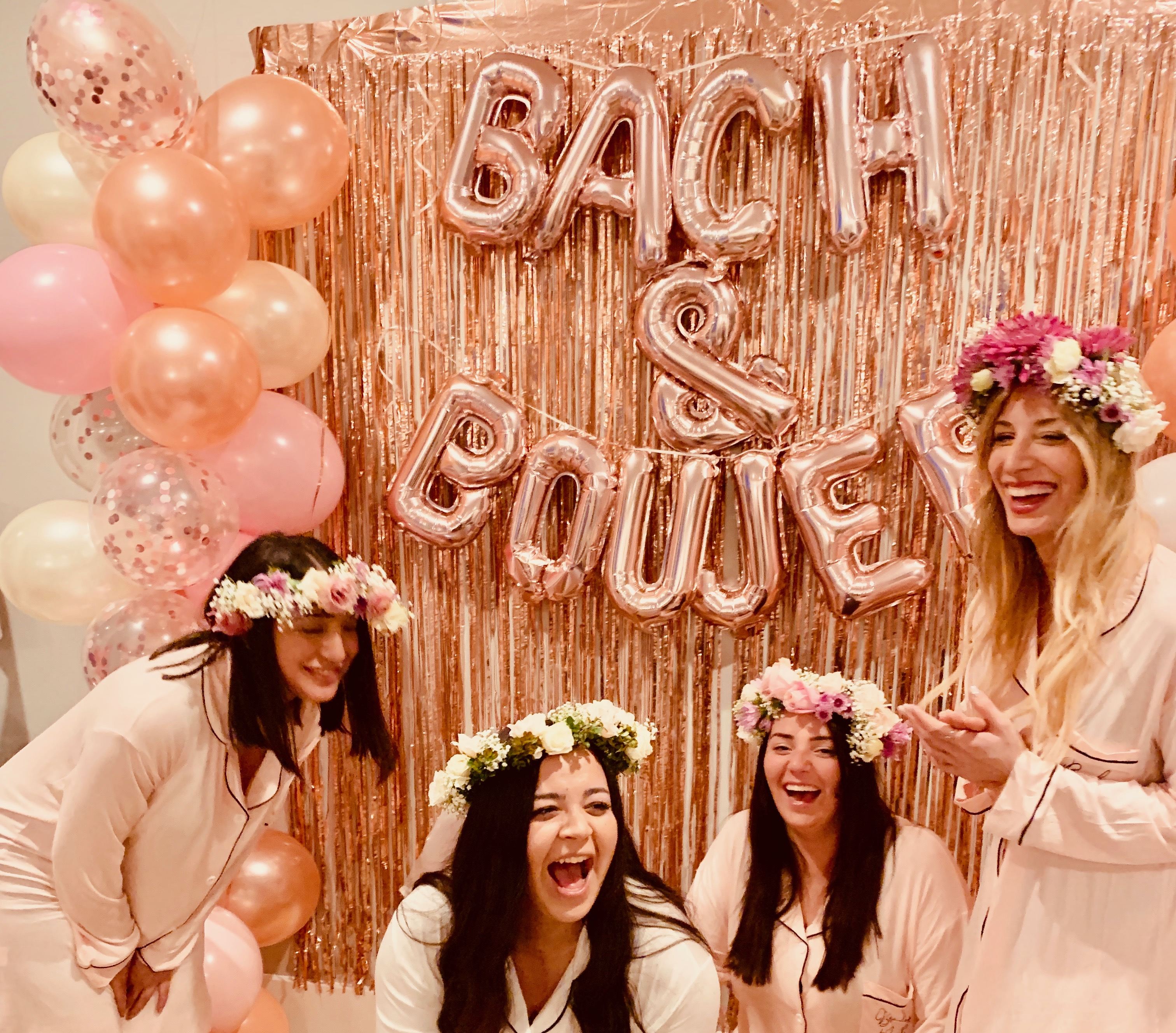 how to have a bach and boujee bachelorette party