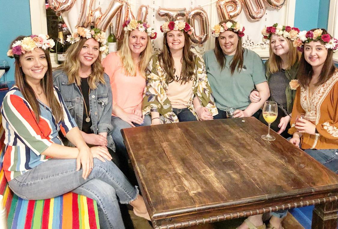 austin bachelorette party blog