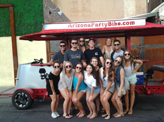 scottsdale arizona fun things to do on your bachelorette party