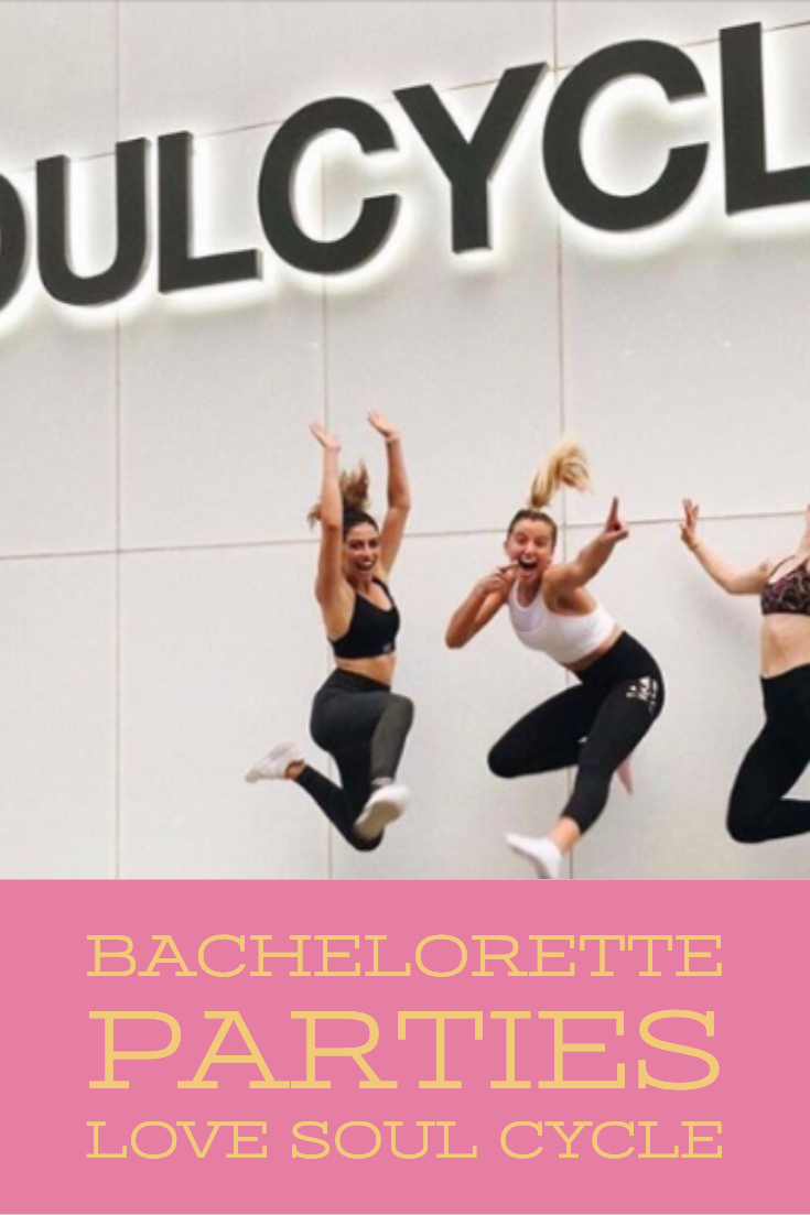 bachelorette party workout classes