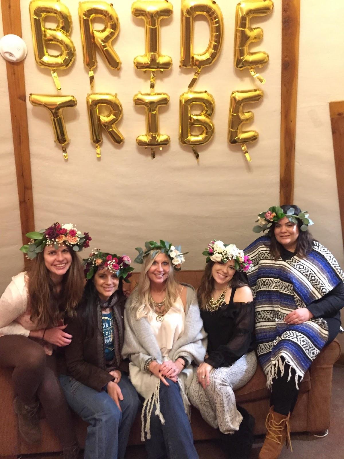 bride tribe austin bachelorette party
