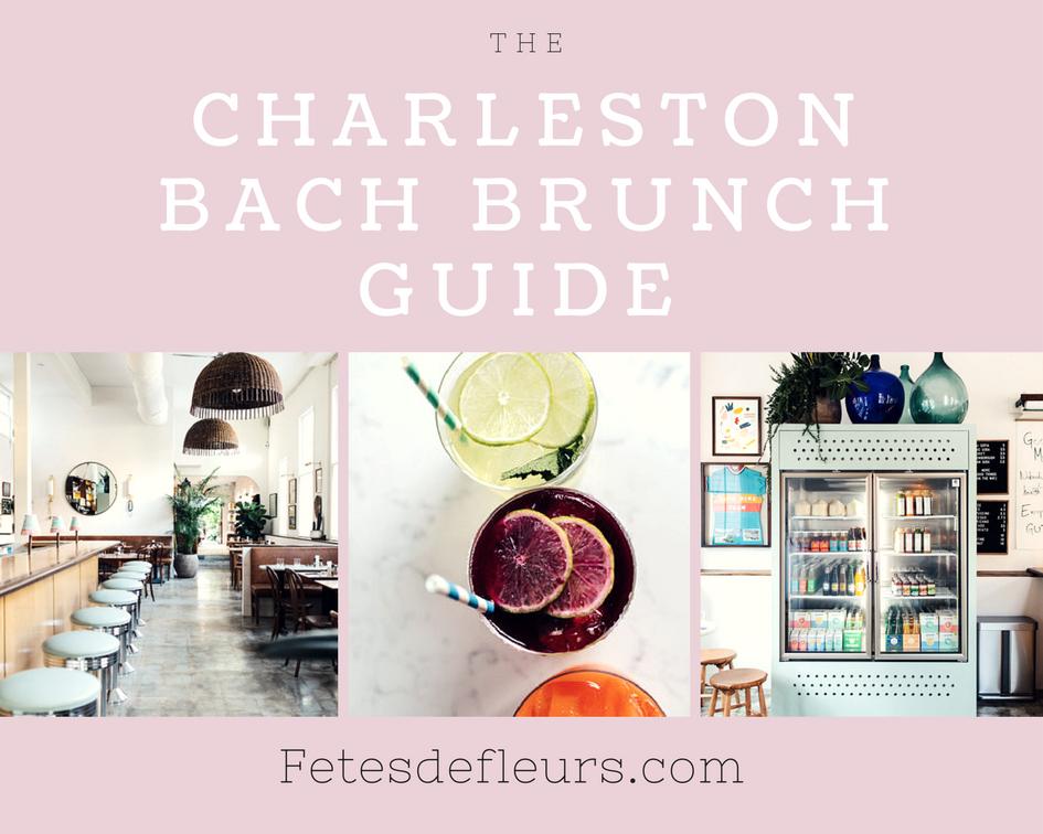 charleston bach brunch guide 2018