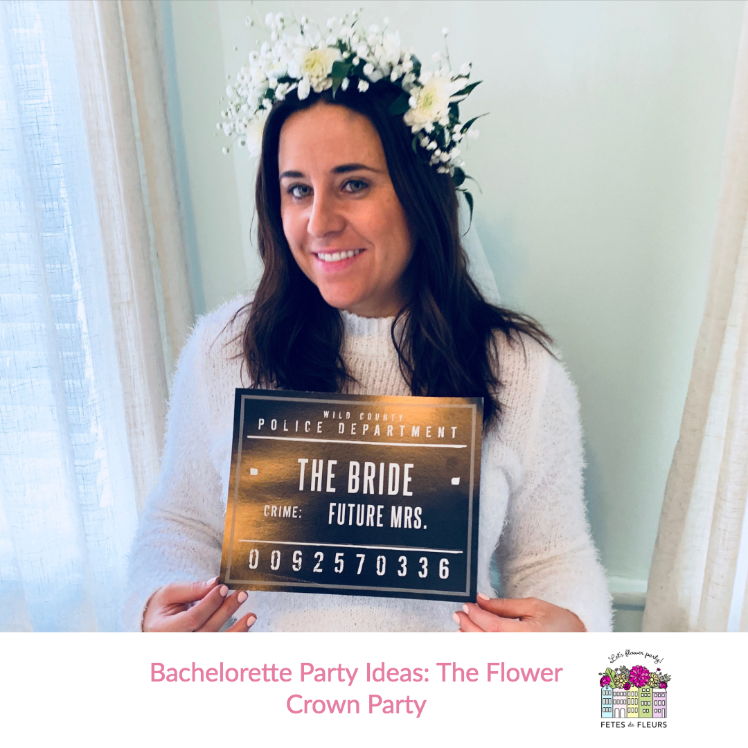 charleston bachelorette party ideas flower crown party