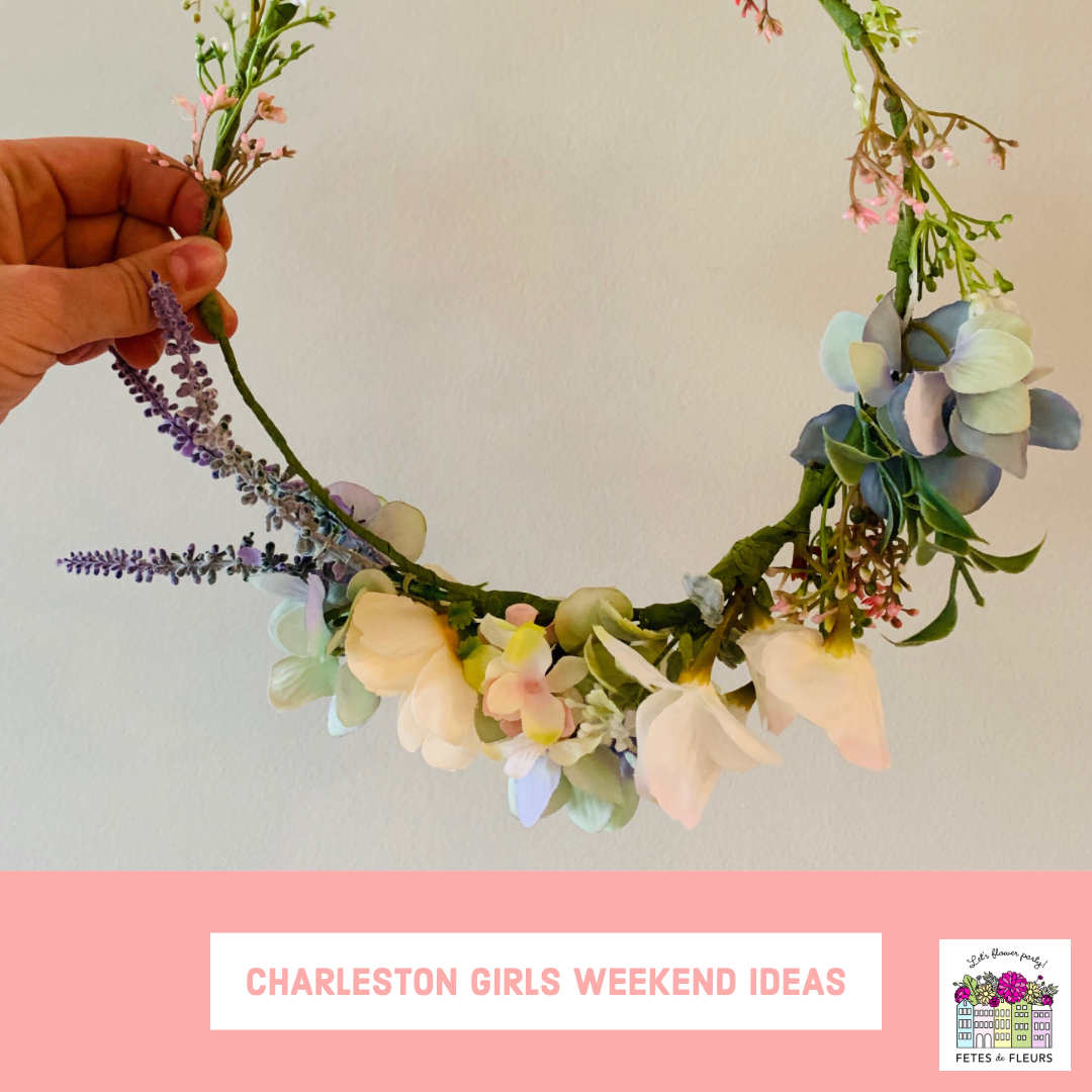 charleston sc girls weekend ideas