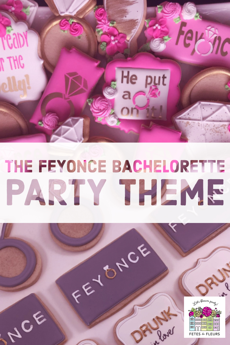 feyonce bachelorette party theme