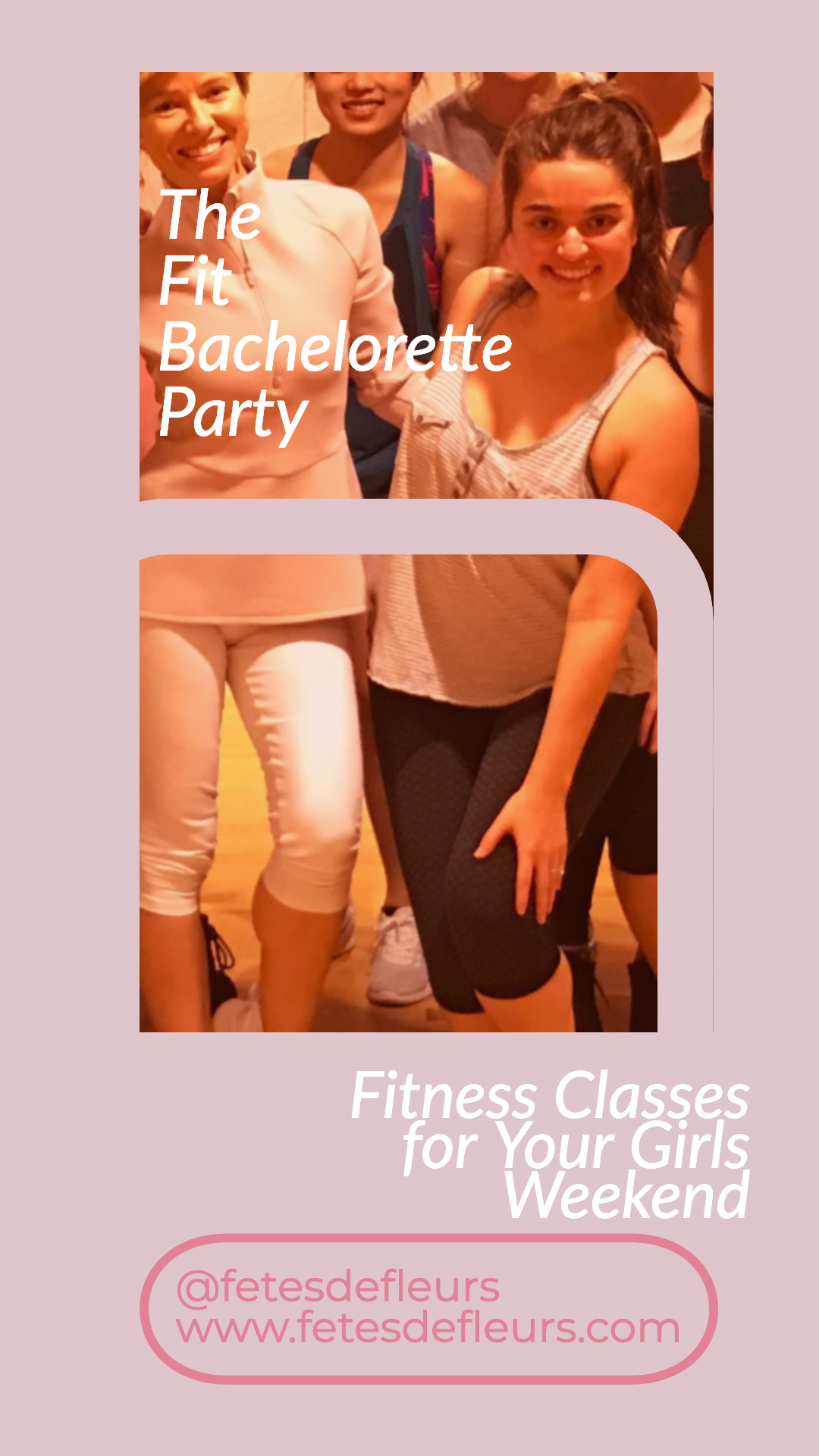 fitness classes in altanta for your bachelorette party