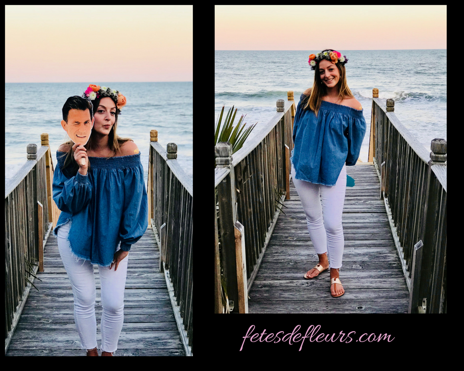 folly beach bachelorette party