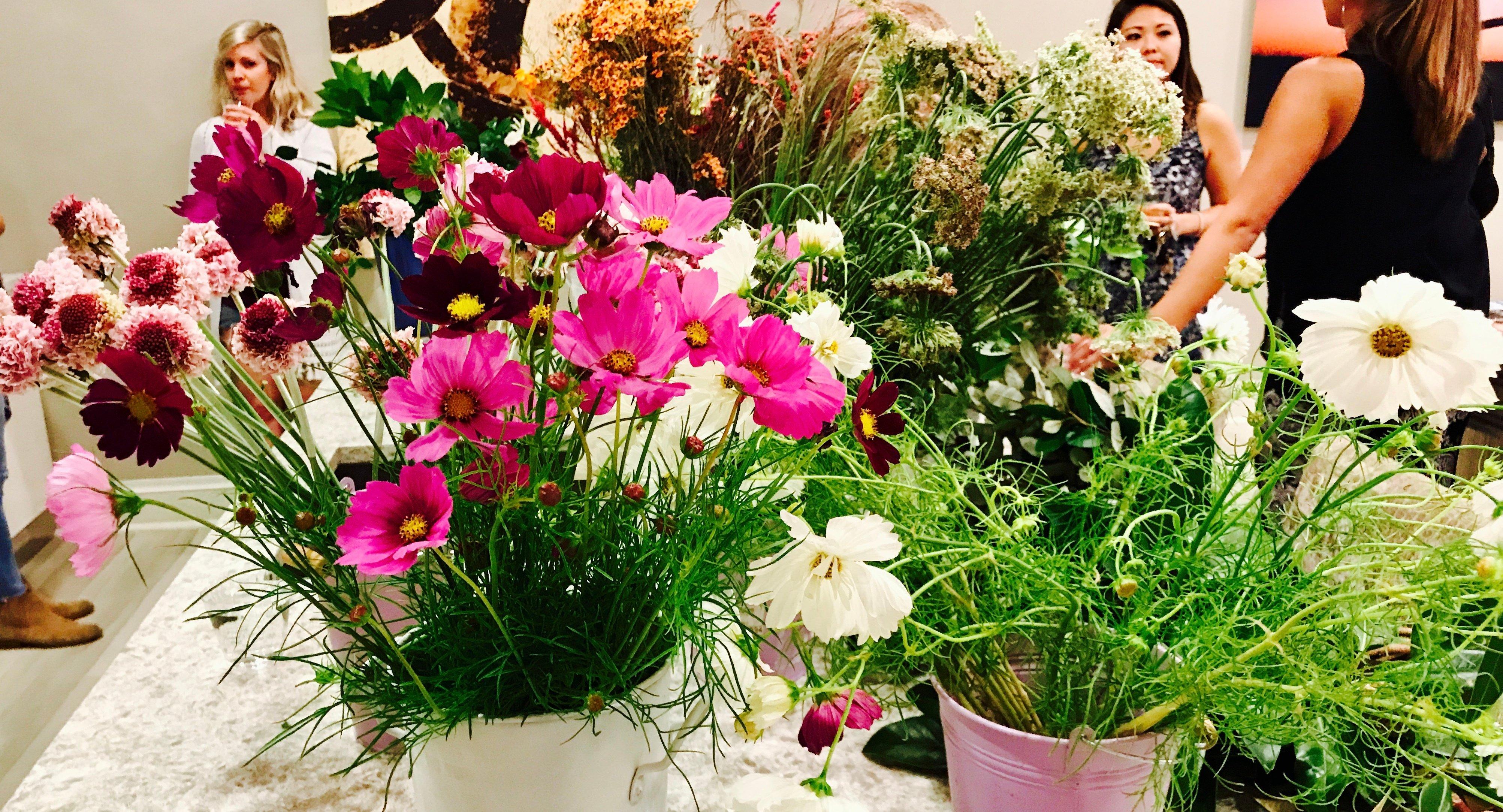 flower crown station