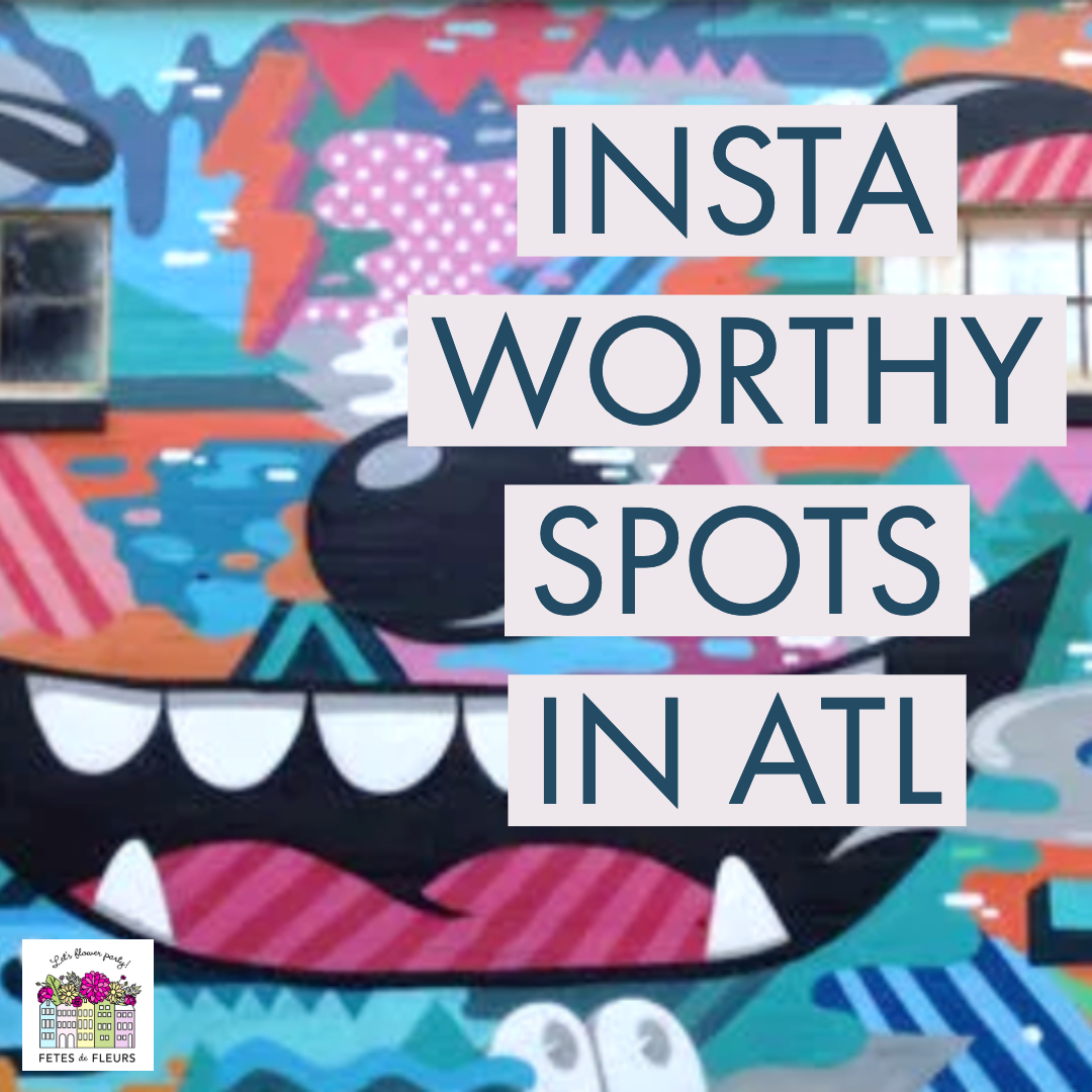 instagram worthy spots in atlanta