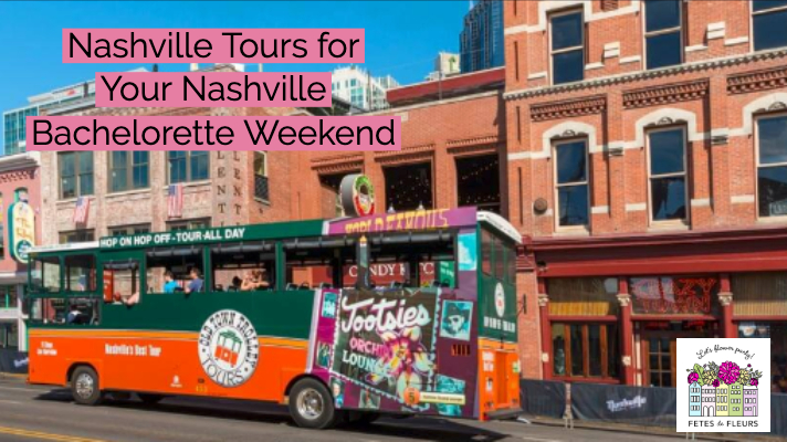 nashville bachelorette party tours