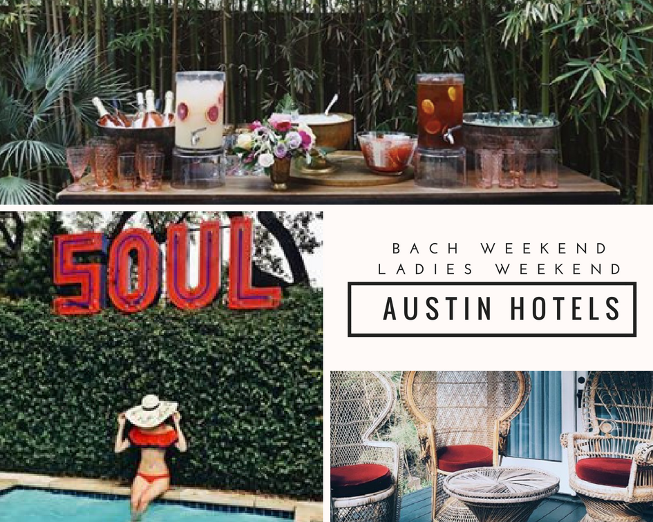 places to stay in austin texas