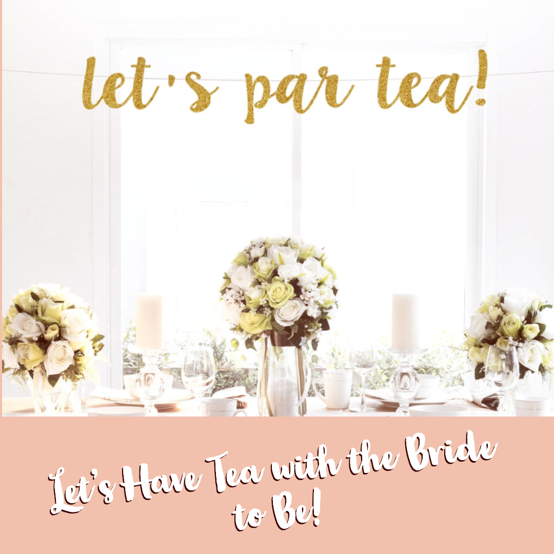 tea bachelorette party
