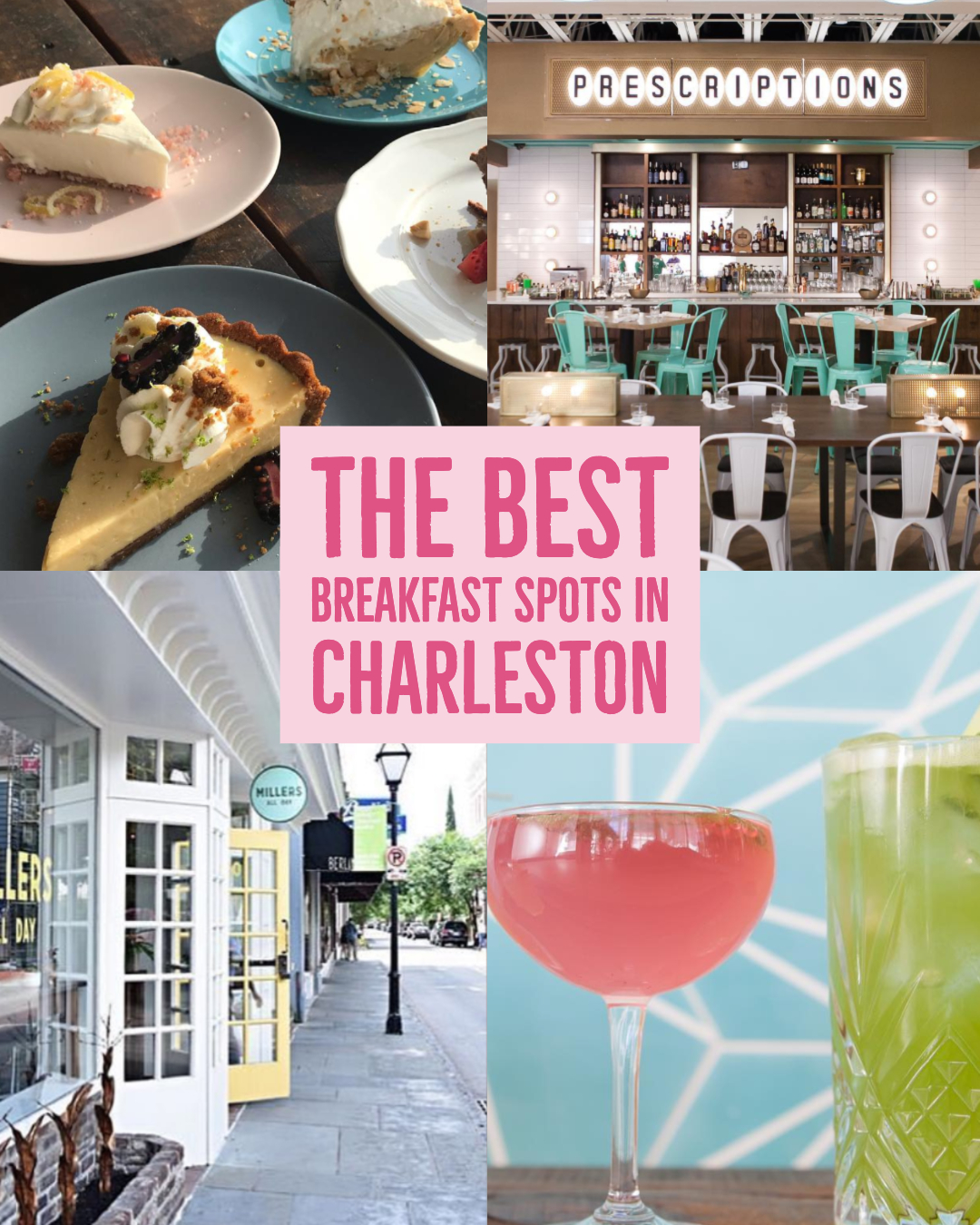the best breakfast spots in Charleston SC